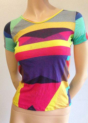 Gorman Multi-Coloured Top size 6