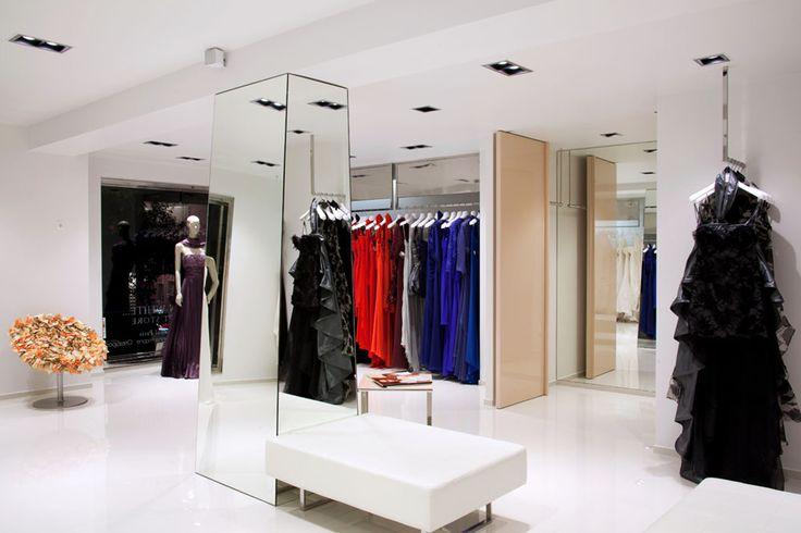 Wedding dresses, evening gowns, boutique, shop