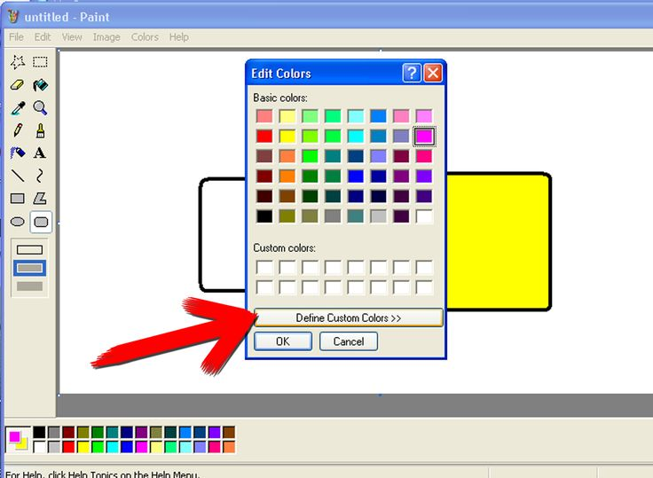 how to make pictures transparent in microsoft paint