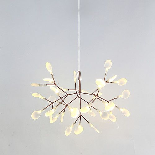 Modern/Contemporary LED Chandelier Ambient Light For Living Room Bedroom Entry Game Room Hallway Warm White 110-120V 220-240V 972-1080lm  - USD $271.99 ! HOT Product! A hot product at an incredible low price is now on sale! Come check it out along with other items like this. Get great discounts, earn Rewards and much more each time you shop with us!
