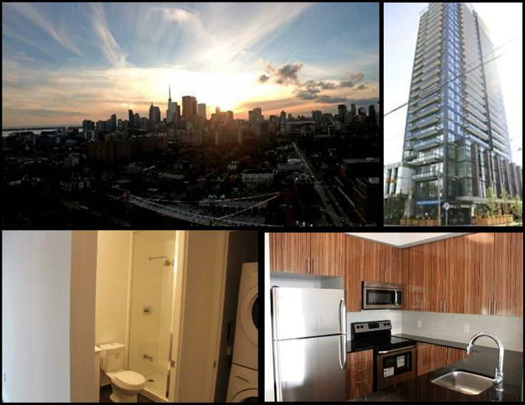 Wow! 225 Sackville St is an Impressive 1 Bed + Den Paintbox Condo!   Please CALL 416-222-6188  for further inquries #Toronto #RealEstate #Listings