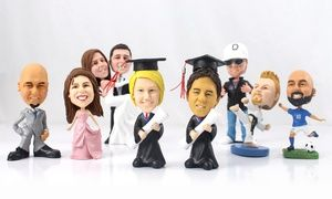 Groupon - Custom Bobble Heads at Bobble Bobble (Up to 63% Off). Two Options Available. in Online Deal. Groupon deal price: $45