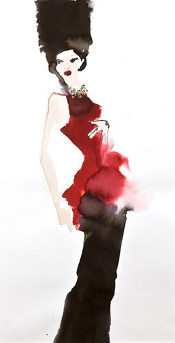 Busby Belle - Bridget Davies Prints - Easyart.com