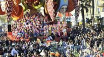Carnevale di Viareggio - Viareggio   Visit Italy