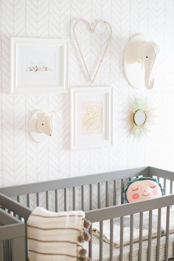 Free Printable Nursery Wall Decor