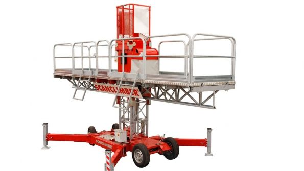 Tractel Acquires Mast Climbing Work Platform Manufacturer - dragline operator sample resume