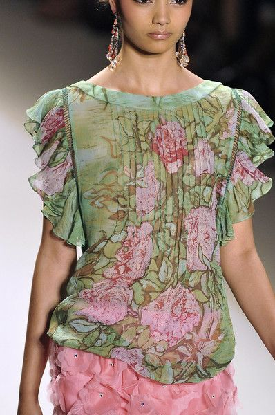 whatchathinkaboutthat:  Tracy Reese Spring 2009 Details