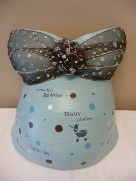 pregnancy plaster cast   Belly casts are often made during the 7th or 8th month of pregnancy ...