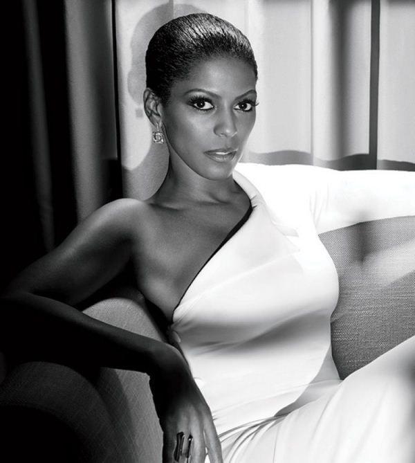 Snapshot: Tamron Hall for Philadelphia Style Magazine