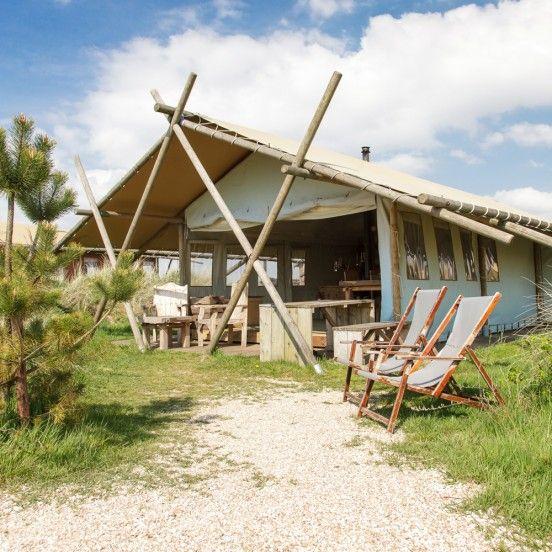 Strandlodge - Duynpark Het Zwanenwater - Callantsoog