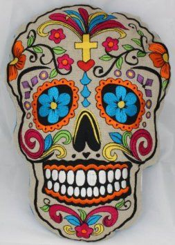 Day Of The Dead Skeliton Tattoo Designs