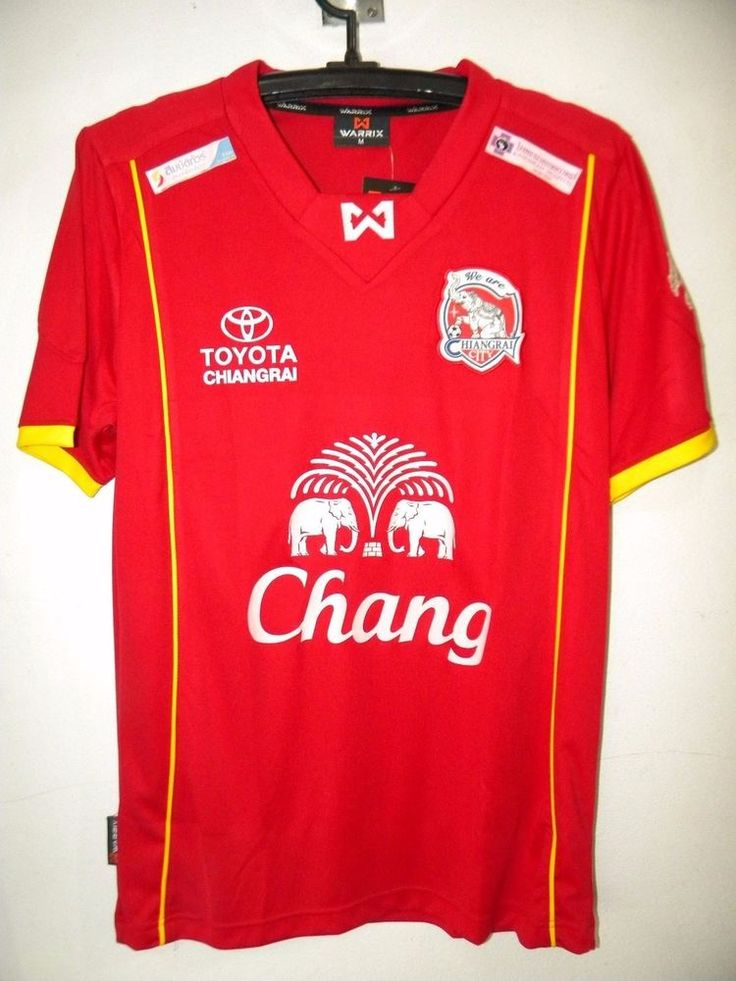 Maillot Thailande Authentic football team Chiangrai FC Chang Beer Warrix