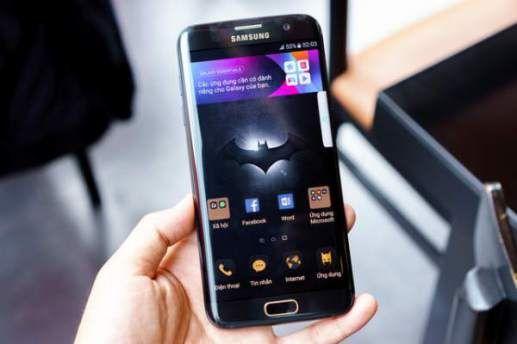 SamSung Galaxy s7 edge đẹp mới như hình bao test  mọi chức năng zin all