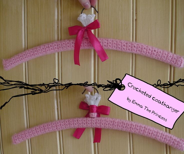 Knitting Coat Hanger Cover Patterns : Best images about clothes hanger covers on pinterest