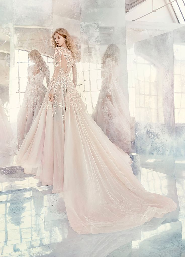 Bridal Gowns, Wedding Dresses by Hayley Paige - Style HP6600
