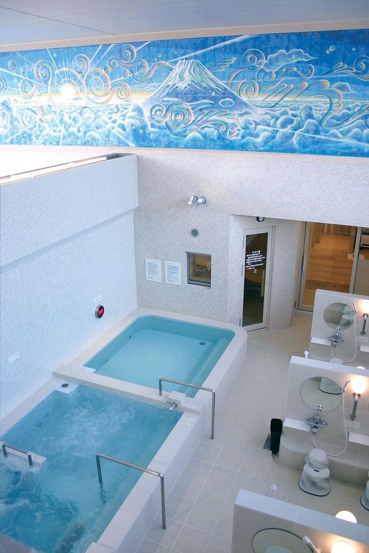 54 best ~ Bathing in Japan - Onsen and Sento ~ images on Pinterest ...