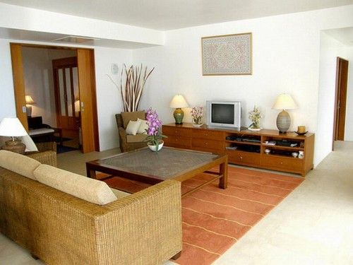Japanese style asian style apartments living room design for Living room design japan