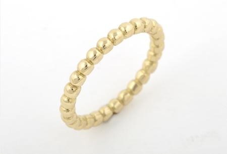 Love this wedding ball ring by Corinne Hamak