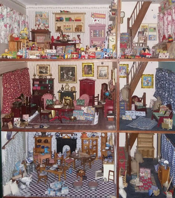 Poppenhuis Sinterklaashuis