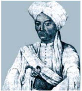 Pangeran Diponegoro pada masa kecilnya memiliki nama Ontowiryo. Beliau dilahirkan di Yogyakarta tanggal 11 November 1785. Beliau adalah merupakan putra dari Sultan Hamengku Buwono III. Semasa kecil, Diponegoro banyak mendapat pendidikan agama Islam, keprajuritan serta kepahlawanan. Selain itu juga diajarkan budi pekerti, cinta  sesama manusia, cinta bangsa dan cinta tanah air.