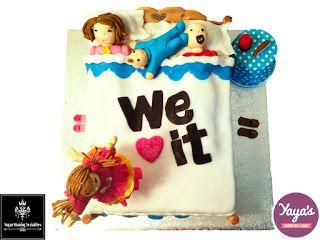 We Heart It Cake!