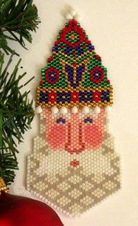 830 best Perler jul images on Pinterest  Beaded christmas