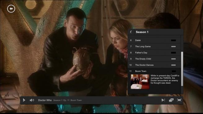 Netflix web video player gets a gorgeous new design