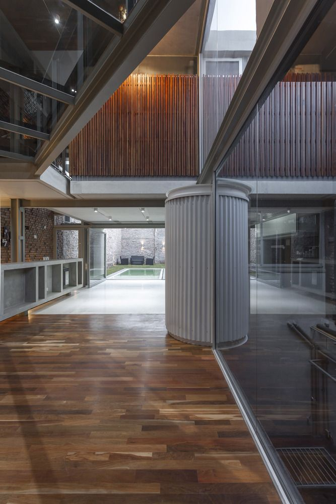 Gallery of Mercedes House / Frazzi Arquitectos - 2