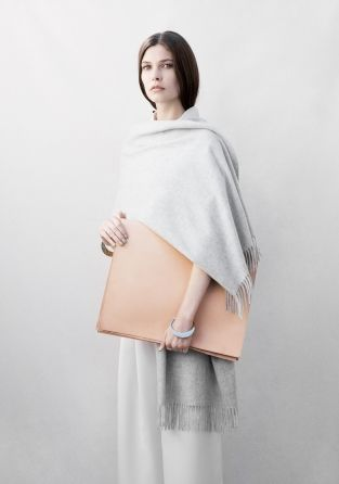 ISABELLE BOIS & OTHER STORIES multi-functional leather case.