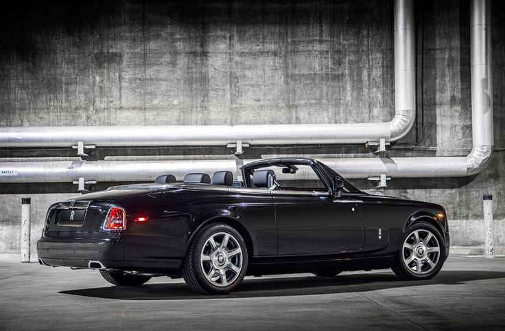 Nighthawk   The New Rolls-Royce Phantom