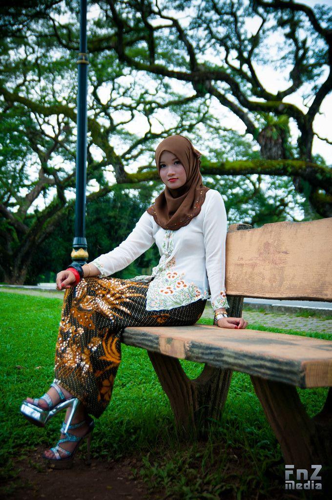 Kebaya with Hijab