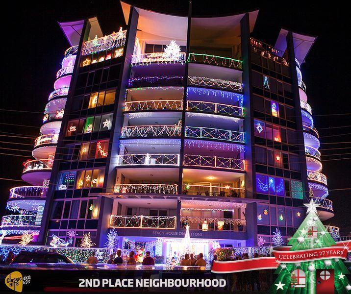 Christmas lights, Redcliffe Peninsula