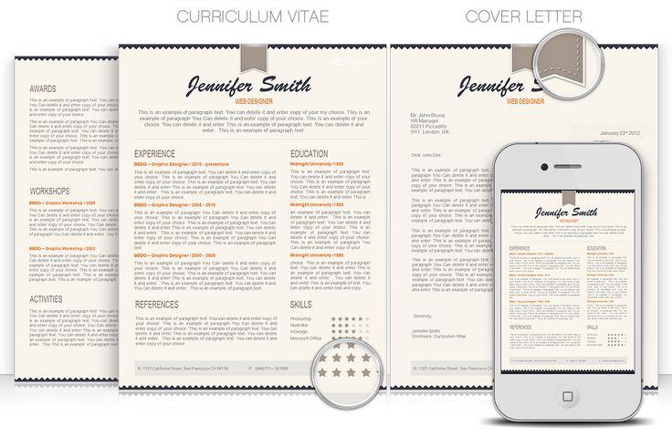 #CV-Templates, #Resume-Templates, #CV-Word-Templates