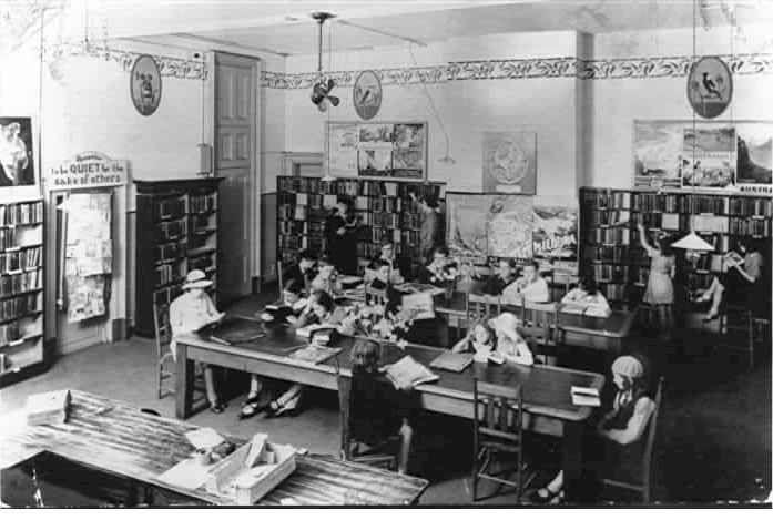 PH 8567. Prahran Children's Library, c1935.