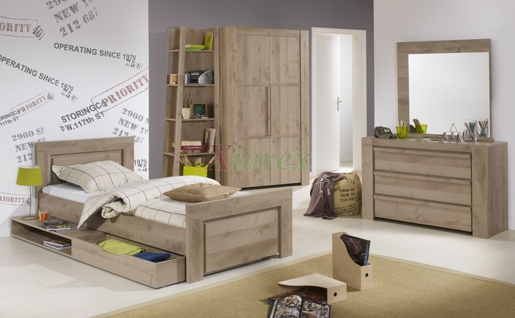 Contemporary Oak Bedroom Furniture Glamorous Design Inspiration