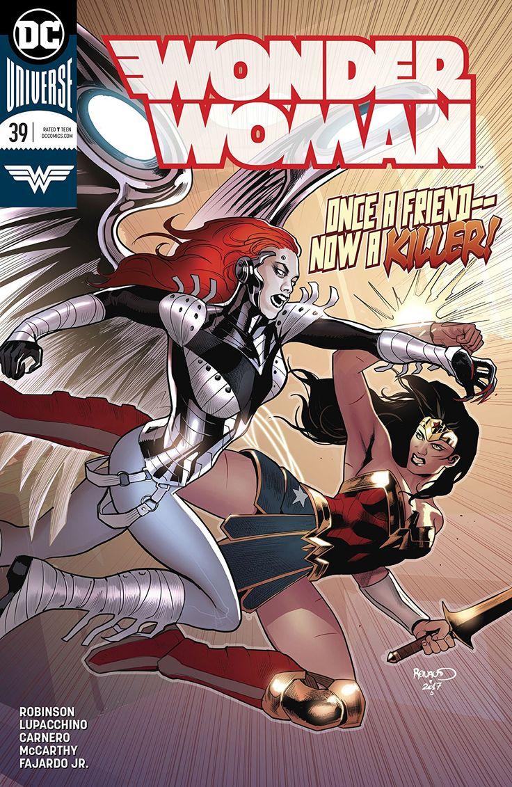 Wonder Woman (2016) #39 #DC @dccomics #WonderWoman(Cover Artist: Paul Renaud) Release Date: 1/24/2018