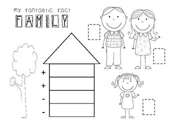 72 best images about Fact families on Pinterest | Fact families ...
