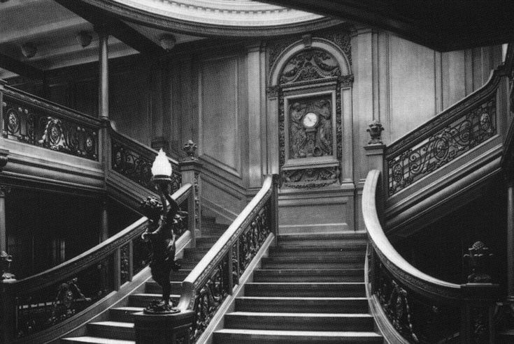 Titanic Grand Staircase