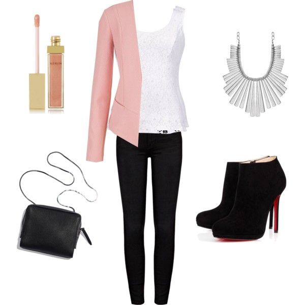 ocasional top nice by camila-urra-poblete on Polyvore featuring polyvore interior interiors interior design home home decor interior decorating Thalia Sodi maurices Frame Denim Christian Louboutin Lucky Brand AERIN