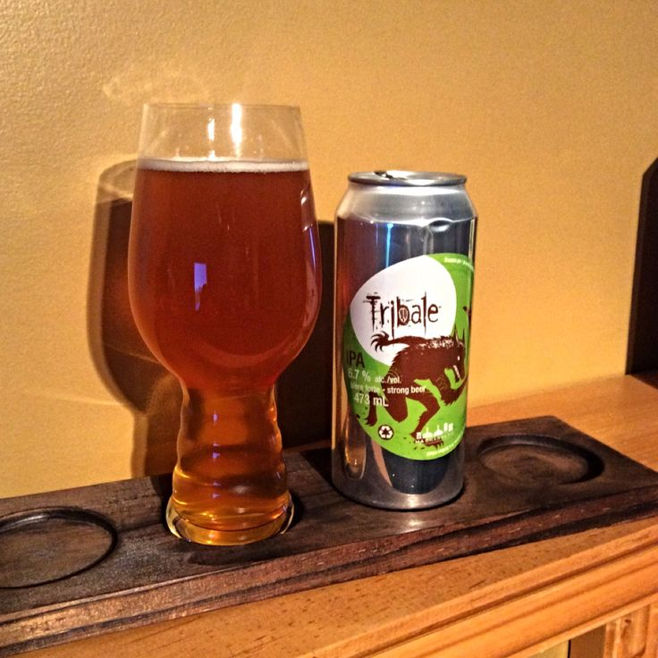 Tribale IPA from MaBrasserie  2016-01-22