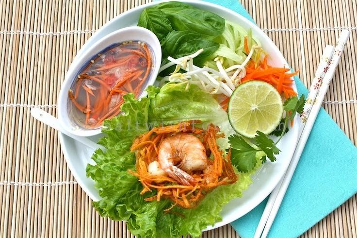 Vietnamese Caramel Shrimp (Tom Rim) Recipe — Dishmaps
