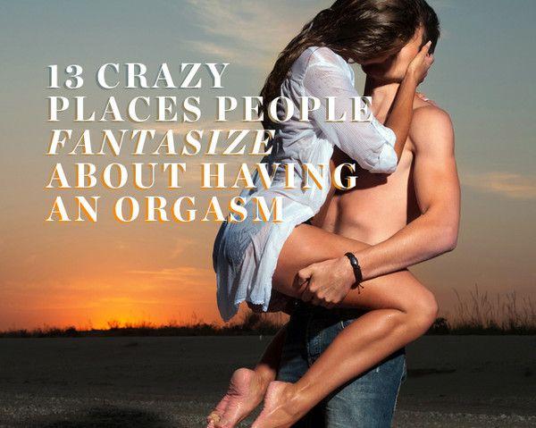 Crazy Places Have Sex 62