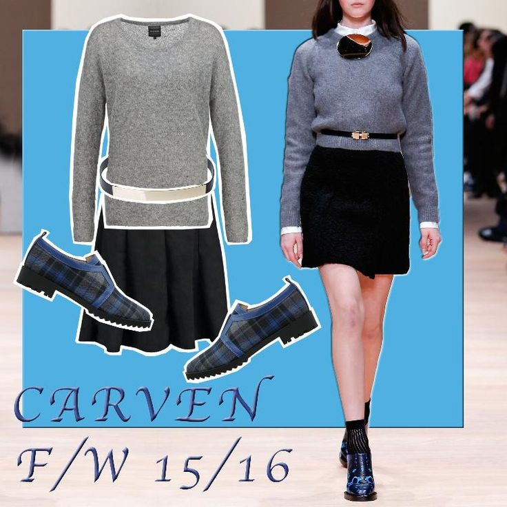 Carven - Snow White by AMAZE Runway