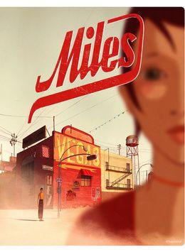Rébecca Dautremer | Miles