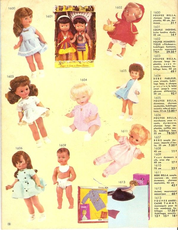 Catalogue:PRO-JOUETS 1964/1965.                                                                                                                                                                                 Plus