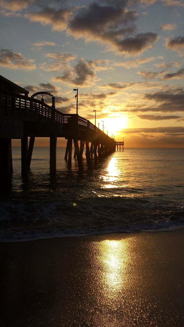 dania pier. to wake up here everyday would complete my life. 2014