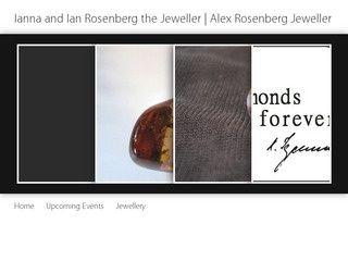 Alex Rosenberg Bespoke Jewellery Showcase