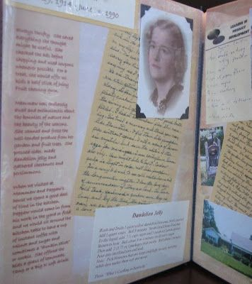 Handwritten recipes are a valuable heirloom, a peek into the past. Organize yours into a Family Heirloom Cookbook.  My Own Sweet Thyme: Family Heirloom Cookbook - Chicken and Dumplings