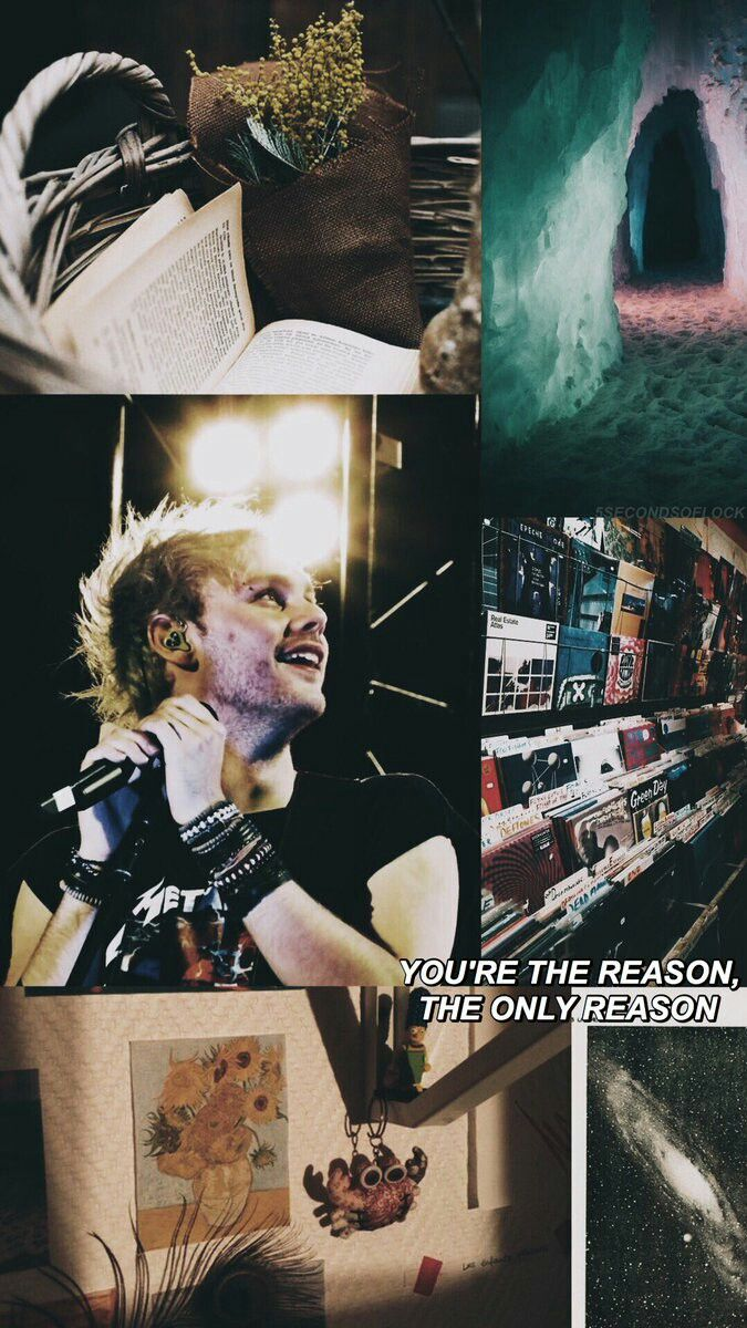 The Only Reason // 5 Seconds of Summer | Lock Screen