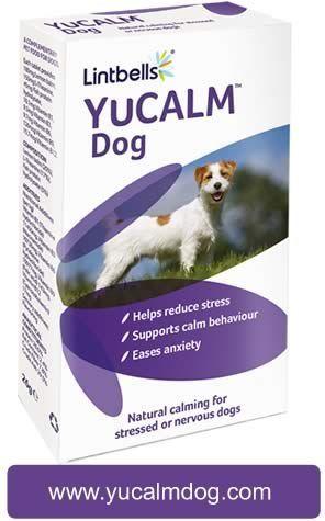 YuCALM http://www.yucalmdog.com/